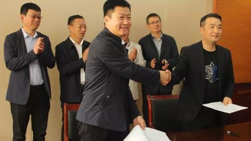 小甸子镇在全省率先发力,结对扬州梅岭