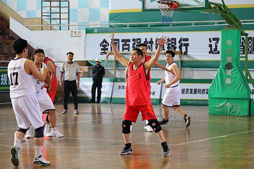 """2019""""同行杯""""东港市第二届全民篮球赛圆满收官"""